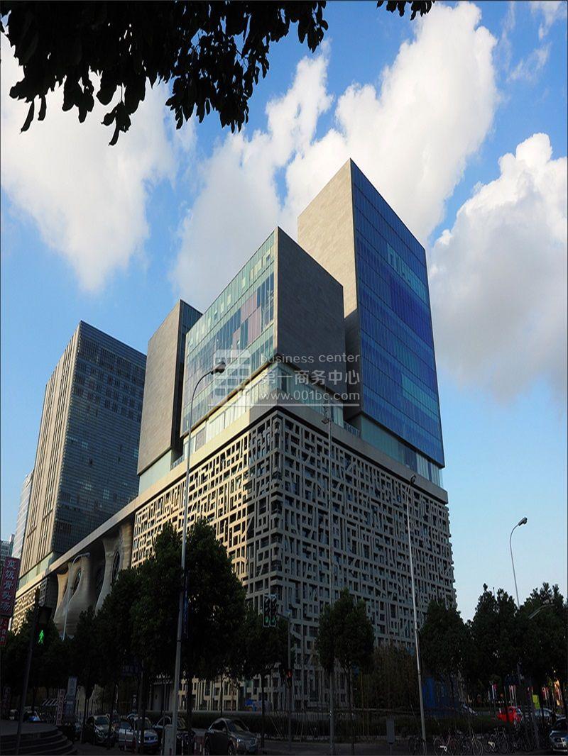 证大喜马拉雅中心联合办公、共享办公(上海浦东联合办公、张江共享办公)_上海创意园