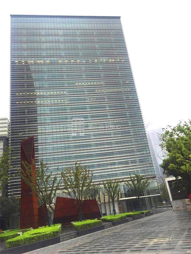 陆家嘴金融广场商务中心、服务式办公室(浦东商务中心、八佰伴服务式办公室)_上海创意园