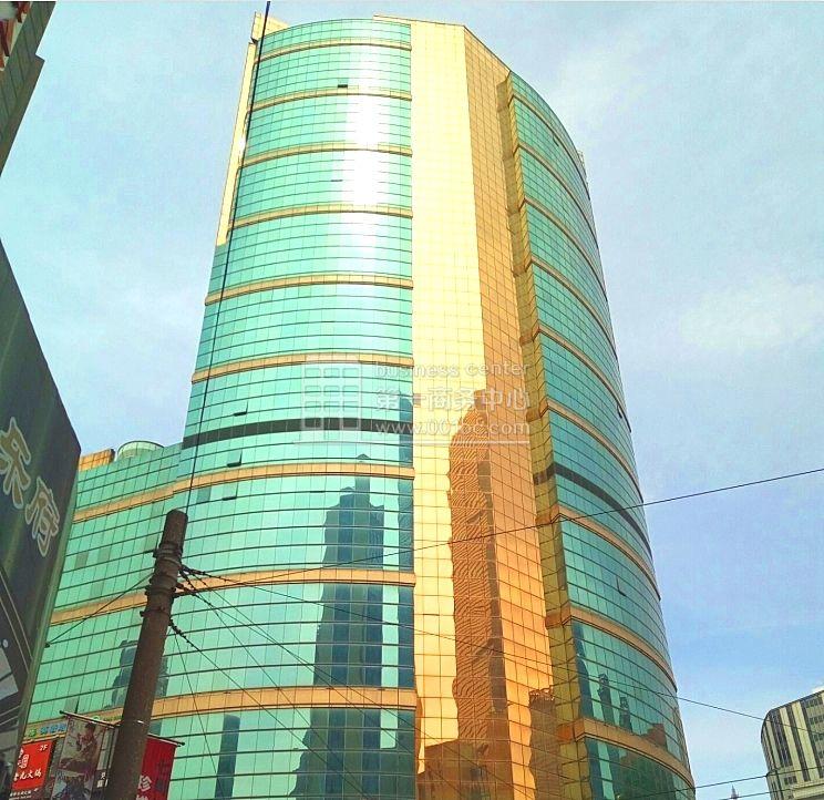 环球世界大厦商务中心、服务式办公室(上海静安商务中心、静安寺服务式办公室)_上海创意园