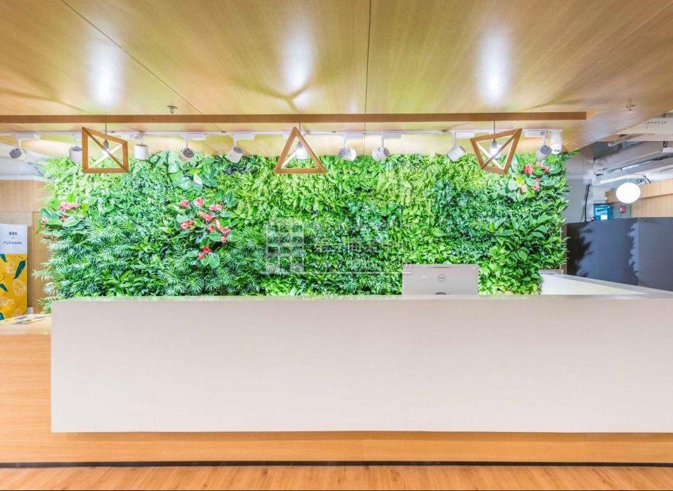 文新报业大厦联合办公、共享办公(上海静安联合办公、南京西路共享办公)_上海创意园