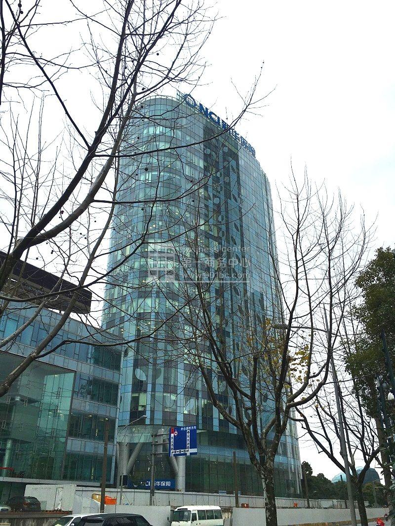 新华保险大厦商务中心、服务式办公室(虹口商务中心、北外滩服务式办公室)_上海创意园