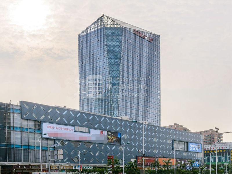 万达广场商务中心、服务式办公室(杨浦商务中心、五角场服务式办公室)_上海创意园