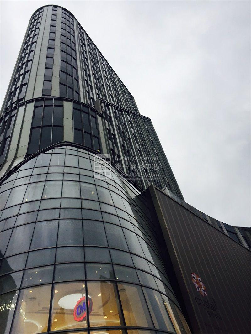 晶品中心联合办公、共享办公(上海静安联合办公、静安寺共享办公)_上海创意园