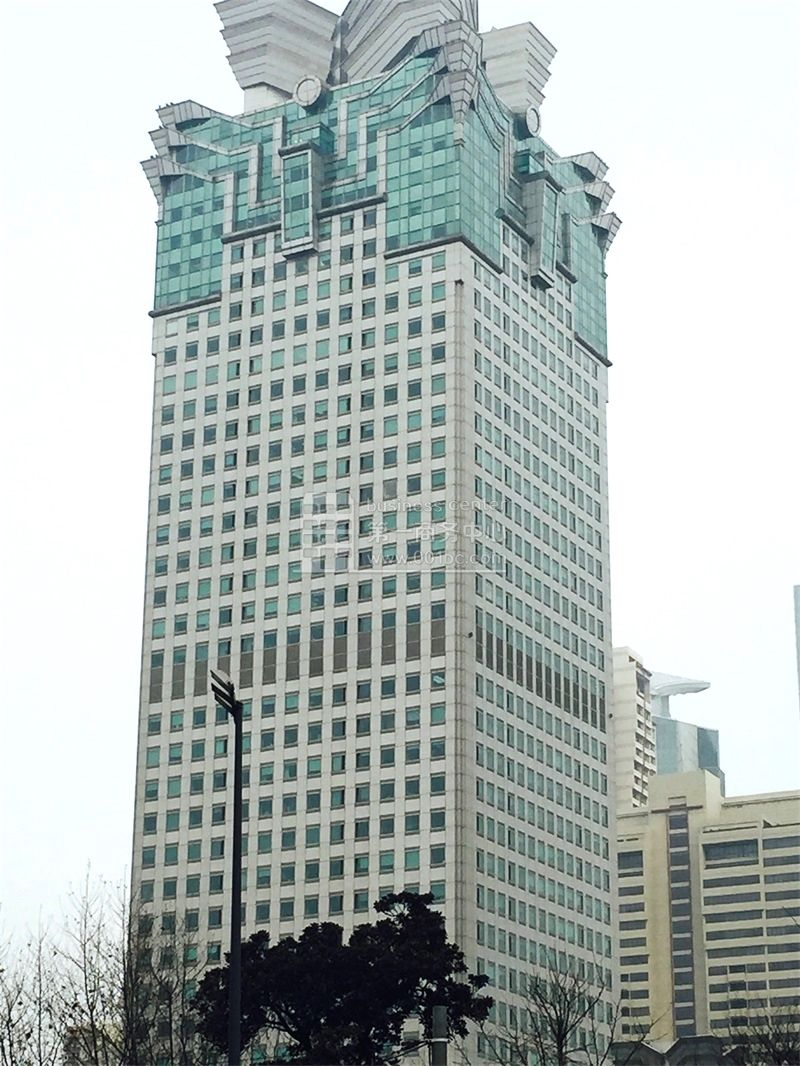 中欣大厦商务中心、服务式办公室(静安商务中心、静安寺服务式办公室)_上海创意园